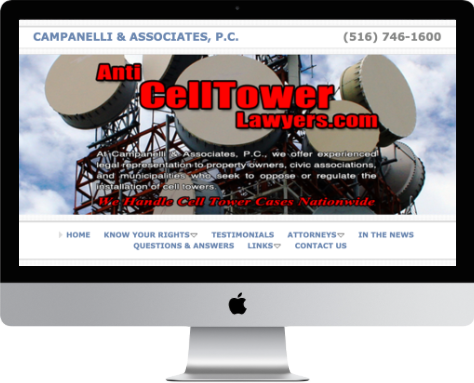 Anti Cell Tower Lawyers