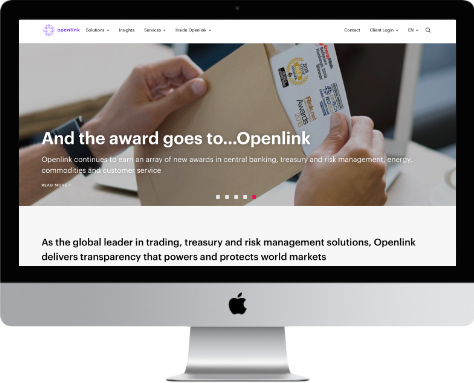 OpenLink Financial - External